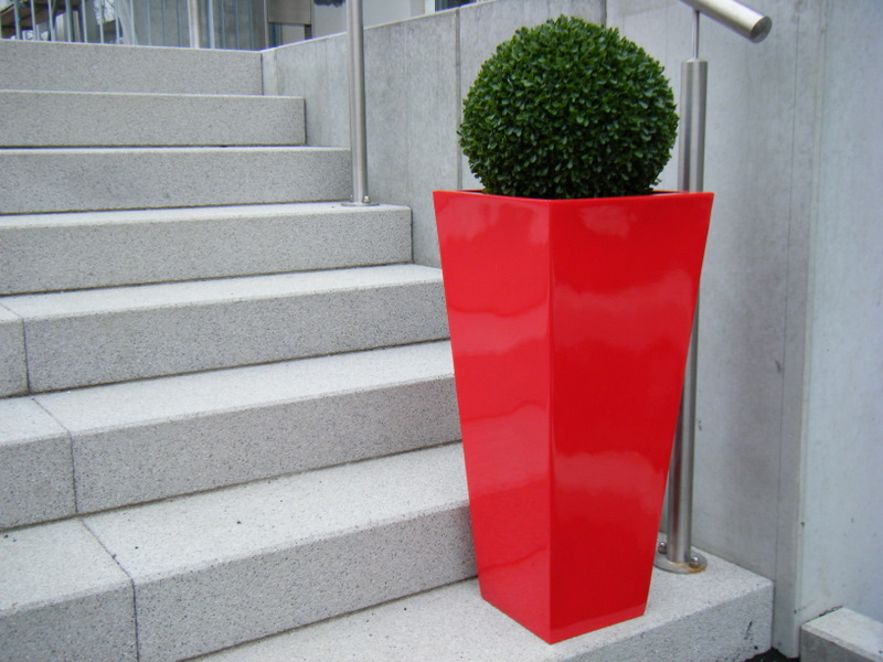 Pflanzkübel, Pflanztröge, Blumenkübel: Welche Größe nehme ich (Teil 1)?