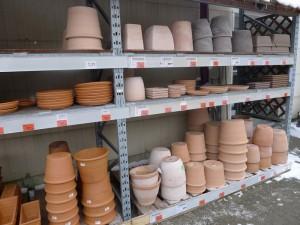 Vor-Ort-Check: Was gibt's im Baumarkt und wo liegen die Unterschiede zu Blumenkübeln von Eastwest