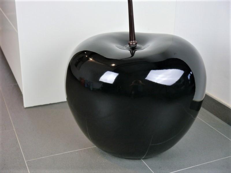 Deko kirsche l38x b32x h70 cm aus fiberglas in hochglanz for Kirsche deko