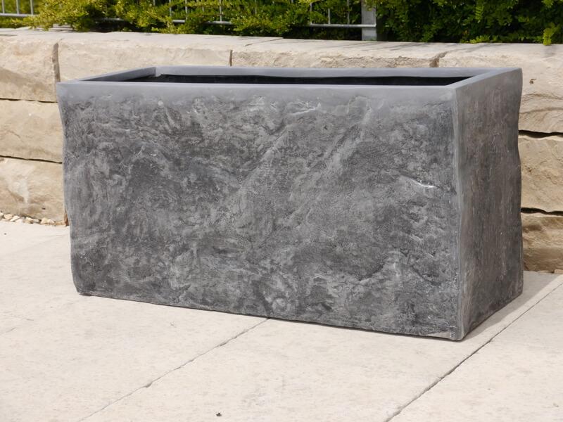 pin pflanztrog pflanzk bel fiberglas als raumteiler. Black Bedroom Furniture Sets. Home Design Ideas