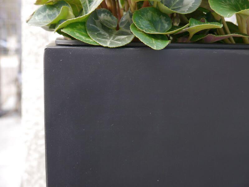 Pflanzkübel schwarz online kaufen   EAST WEST Trading