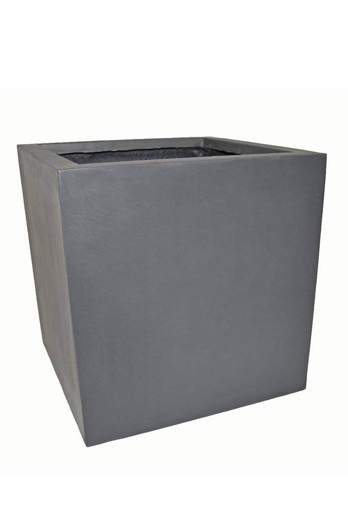 pflanzk bel f r rollen extra aus fiberglas in anthrazit xxl bei east west trading. Black Bedroom Furniture Sets. Home Design Ideas